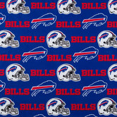 NFL Buffalo Bills Cotton Fabric